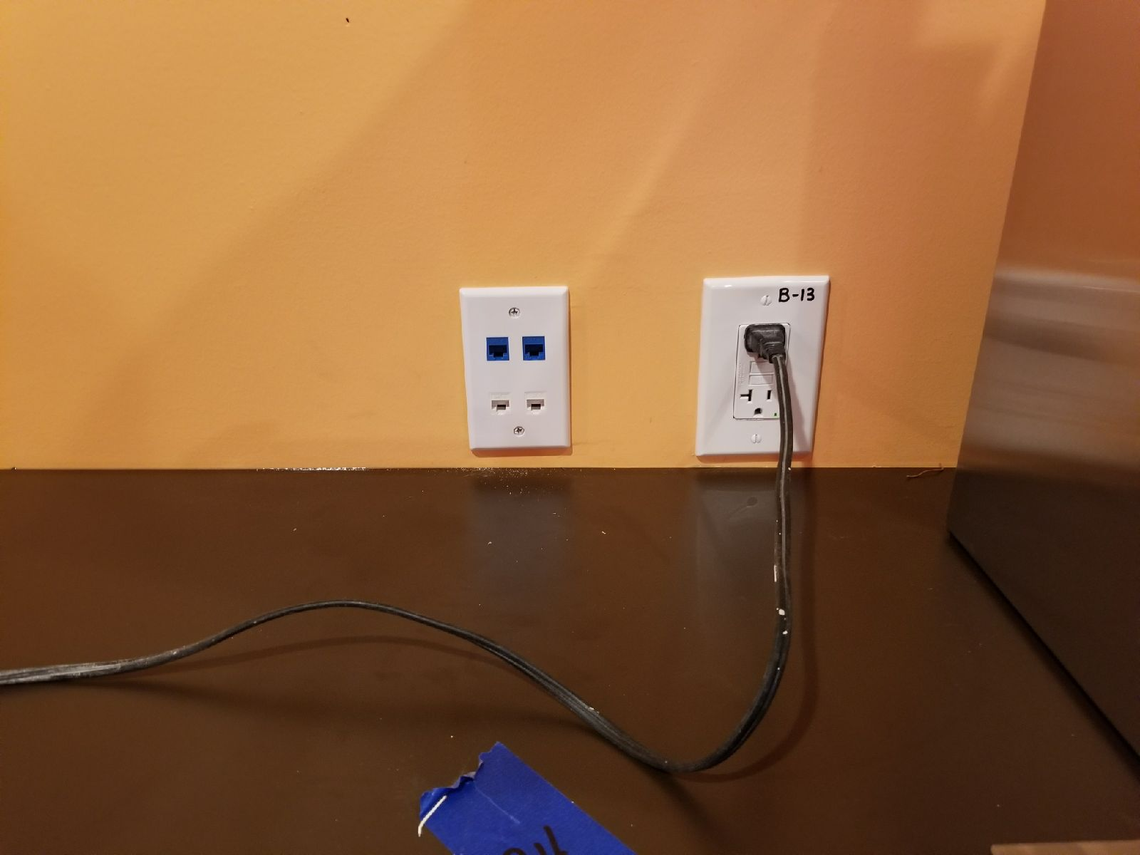 Low voltage wall outlets 2