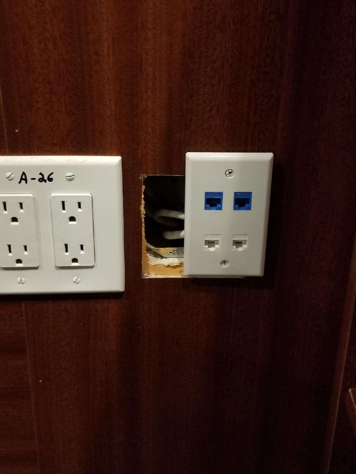 Low voltage wall outlets 4